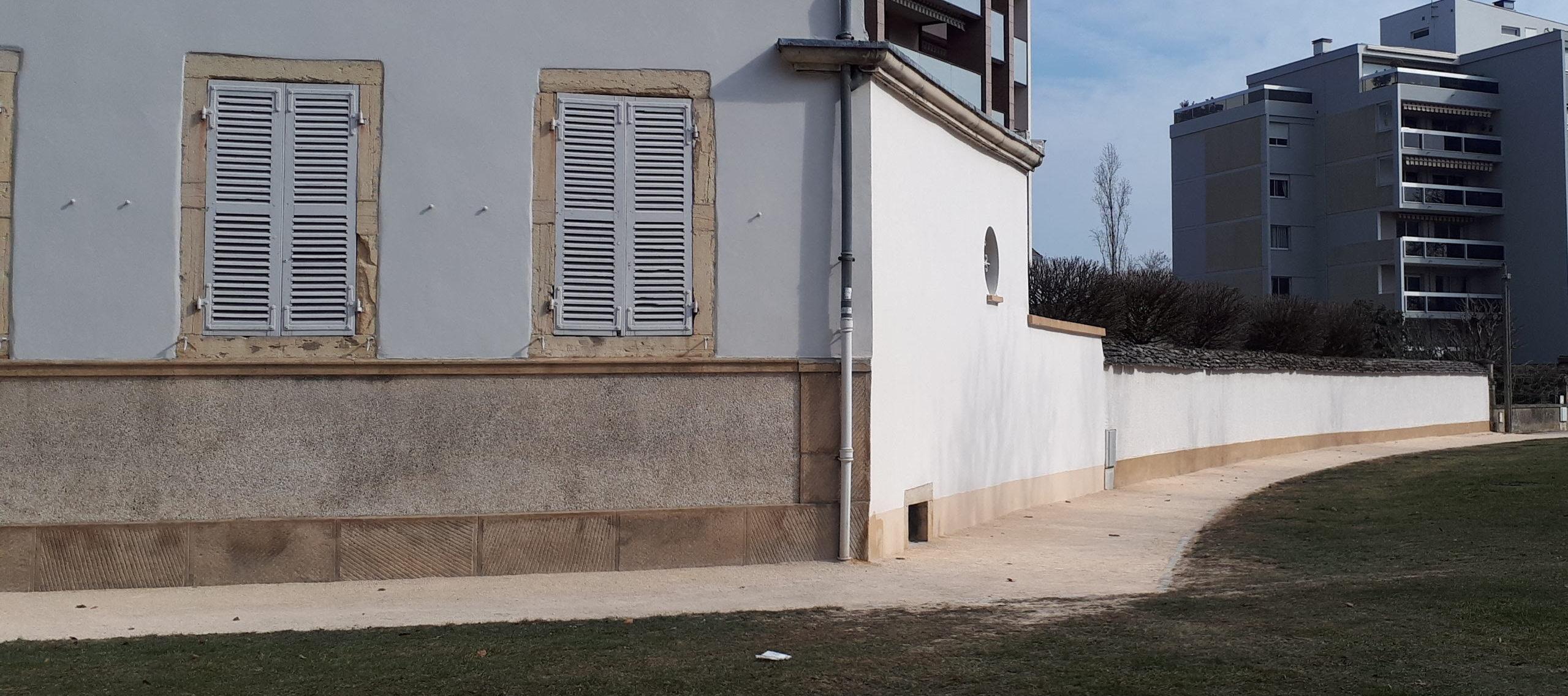 Allées en sable 35 cours du G. de Gaulle (8)