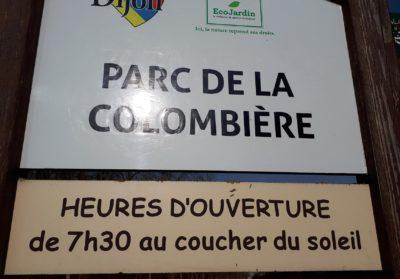Parc de la Colombière 02 2019