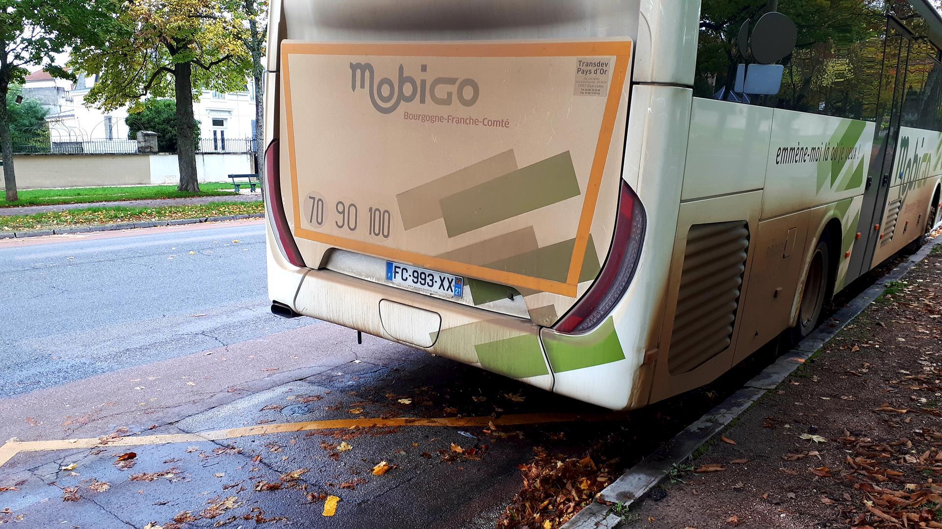 Bus Transco sur arret Divia 02 11 2019 (3)