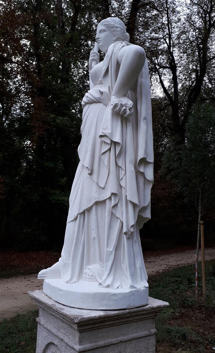 Statue de Junon rénovée 23 09 2020 (2)