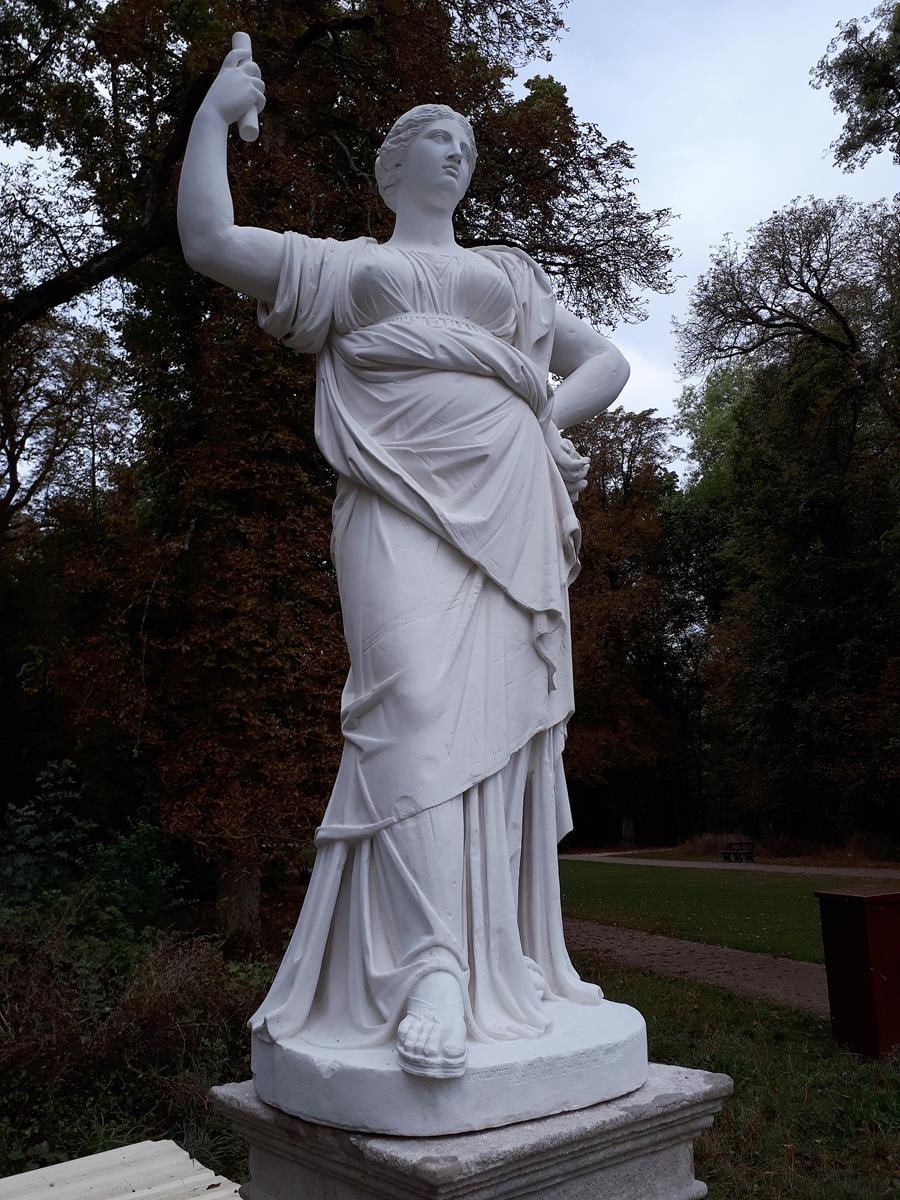 Statue de Junon rénovée 23 09 2020 (3)