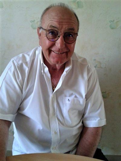 Francois Chassain 08 2021